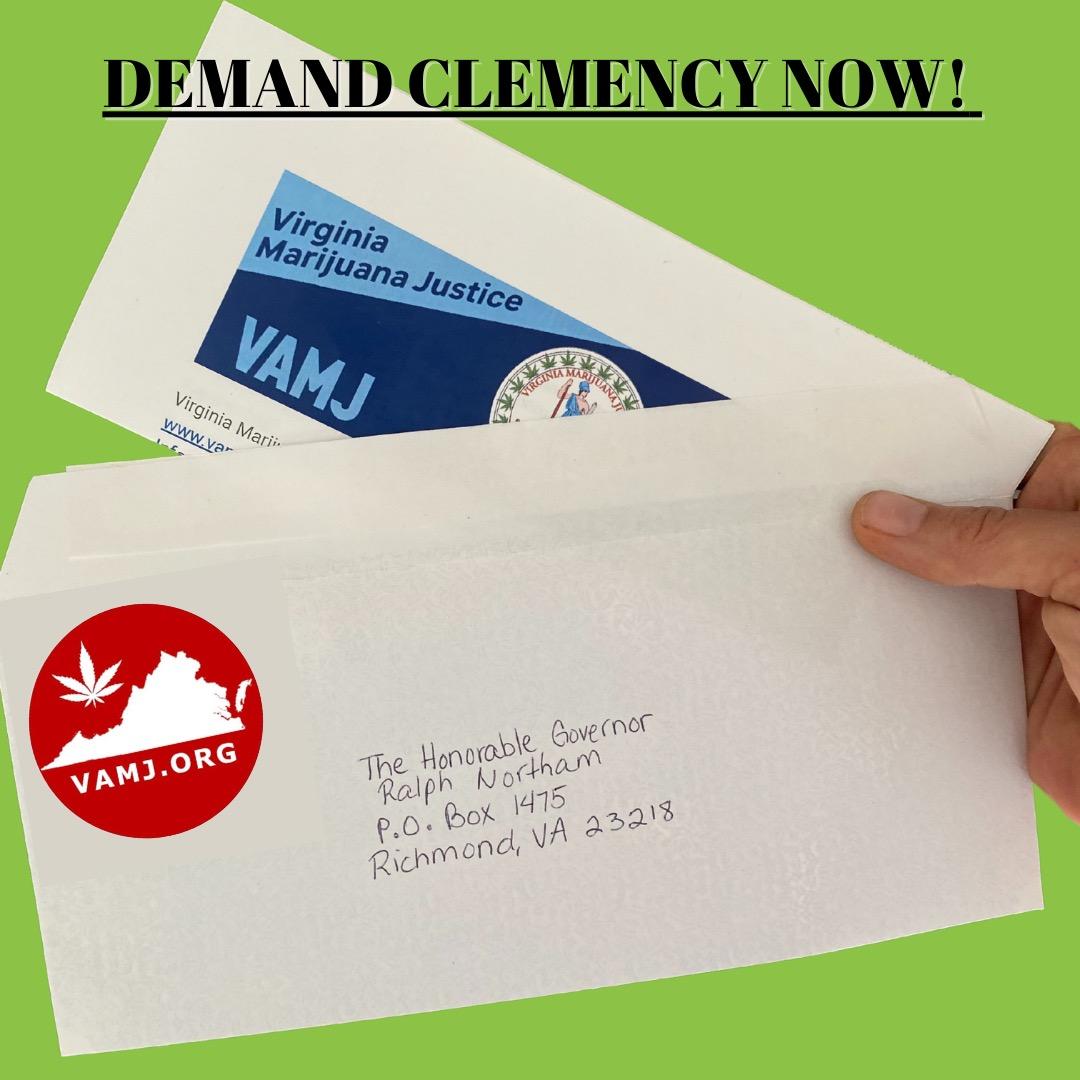 Demand Clemency Now!